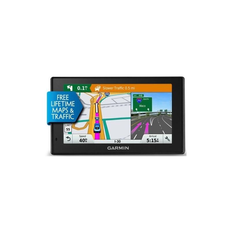 """Sõiduauto navigaator Garmin DriveSmart 50LMT 5"""" Europe*"""