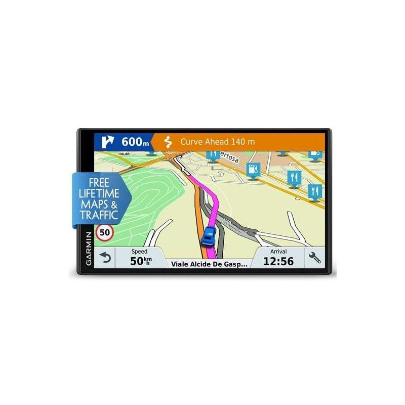 Sõiduauto navigaator Garmin DRIVESMART 61LMT-S