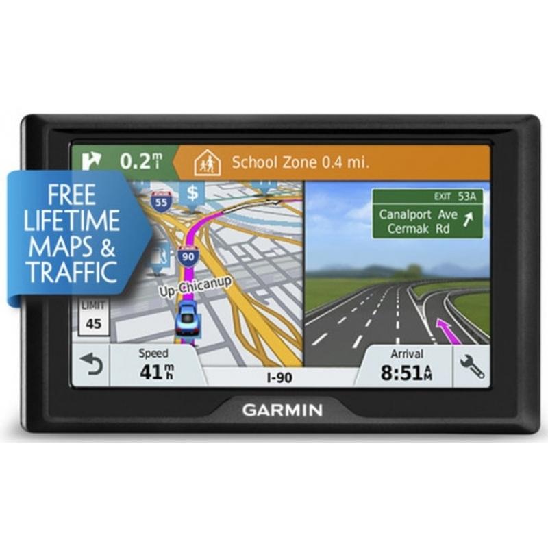 "Sõiduauto navigaator Garmin Drive 51LMT-S Europe 5"""