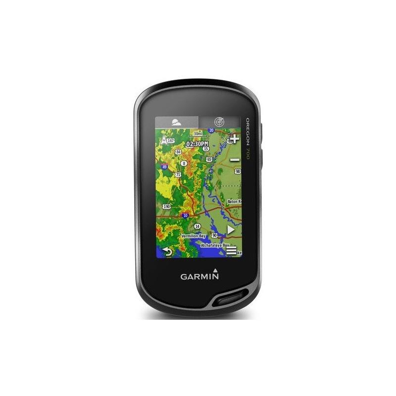 Käsi GPS Garmin Oregon 700