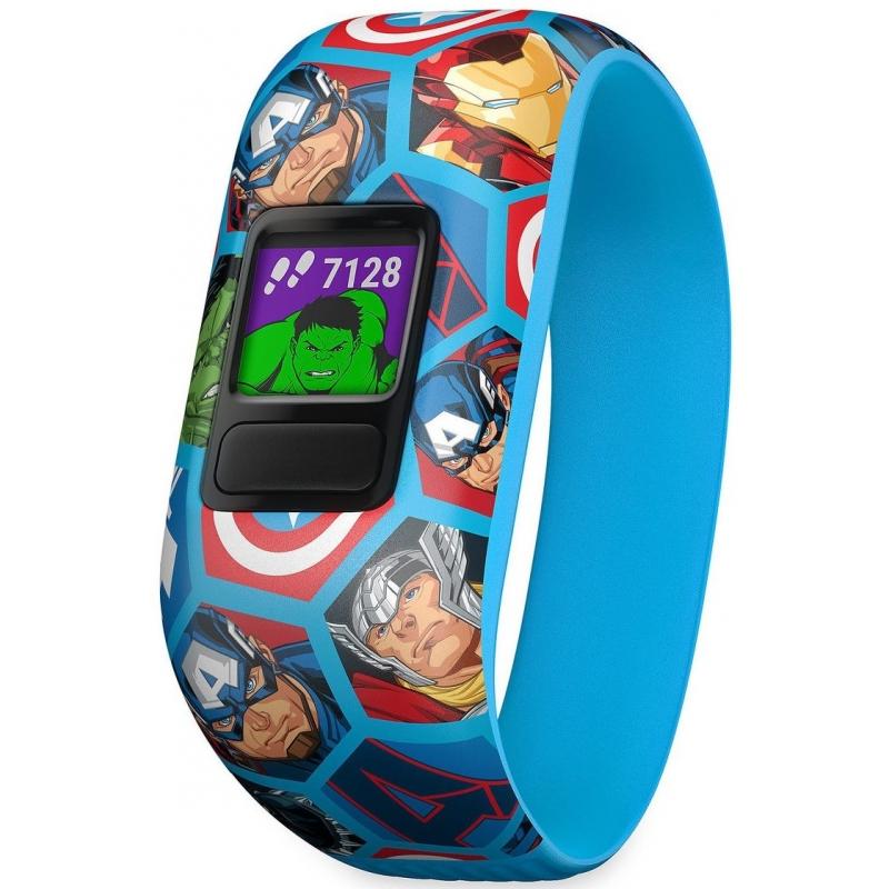 Garmin Vivofit Jr.2 Avengers veniva rihmaga