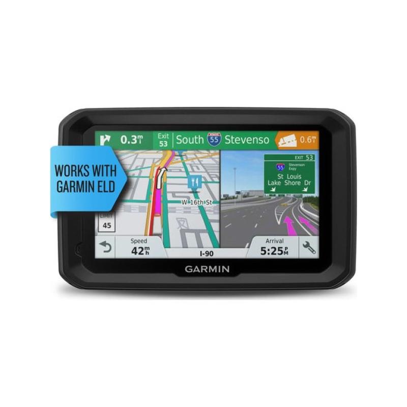 Veoauto navigaator Garmin dezl 580LMT-D