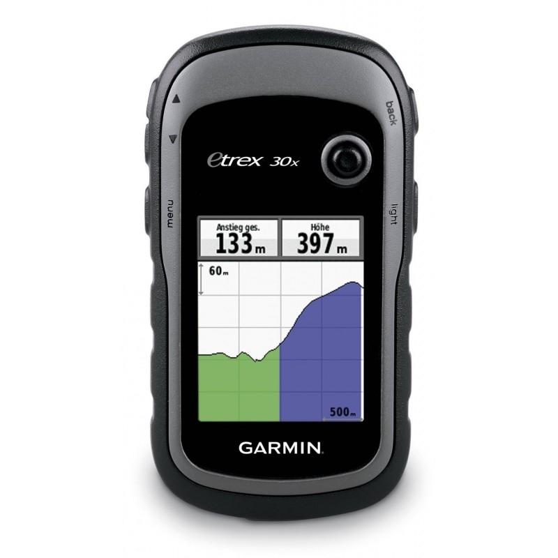 Käsi GPS Garmin eTrex 30x