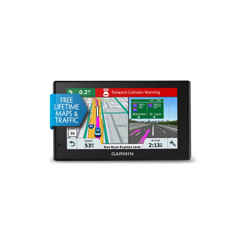 "Sõiduauto navigaator+pardakaamera Garmin DriveAssist 51LMT-S 5"""