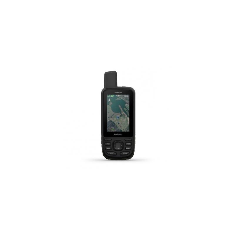 Käsi GPS Garmin GPSMAP 66s
