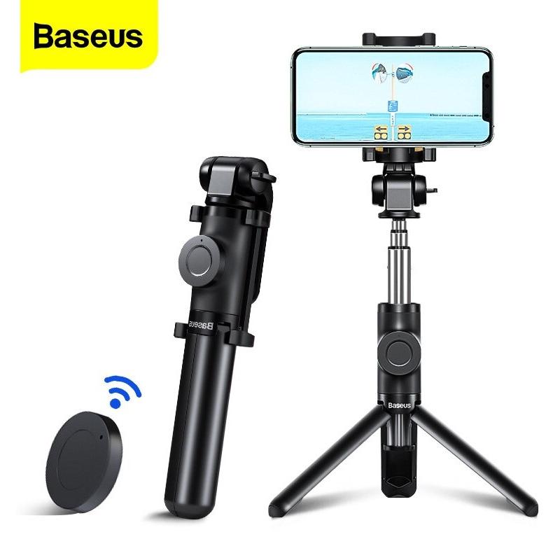 Nutitelefoni statiiv ja selfi hoidik Baseus bluetooth