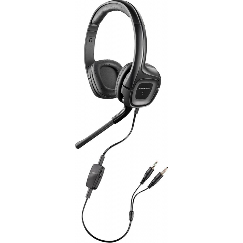 Kõrvaklapid+mic. Plantronics Audio 355