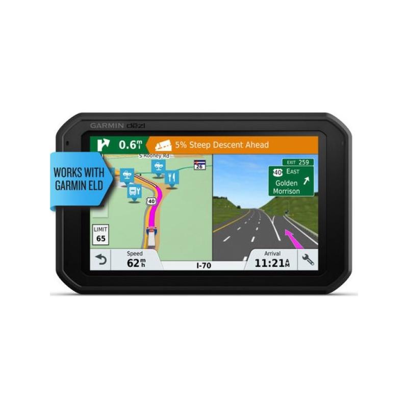 Veoauto navigaator Garmin dezl 780LMT-D