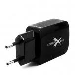 USB toalaadija kahe USB pordiga 2,1A