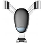Nutitelefoni autohoidik Baseus Mini Silver