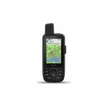 Käsi GPS Garmin GPSMAP 66i satelliitasukoha saatmisega