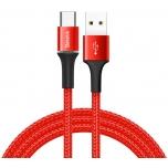 Laadimisjuhe Baseus USB-C-USB HALO 3A 1m