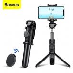 Nutitelefoni Selfi+statiiv Baseus Blueto