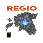 Regio Eesti Topo mälukaardi uuendus V. 2