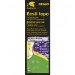 Kaart Regio Eesti TOPO 2.06 Garminile